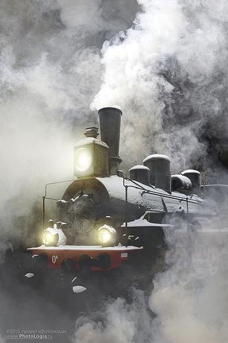 機関車の画像
