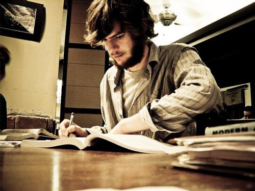 勉強中の人